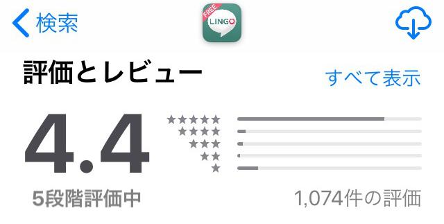 LINGOはサクラだらけで出会えない悪質詐欺アプリ
