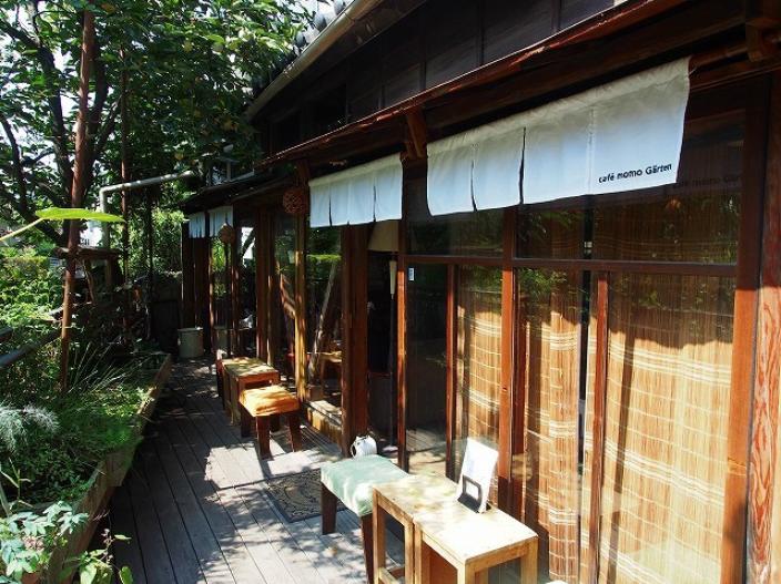 東京のカフェでの出会いはモモガルデン